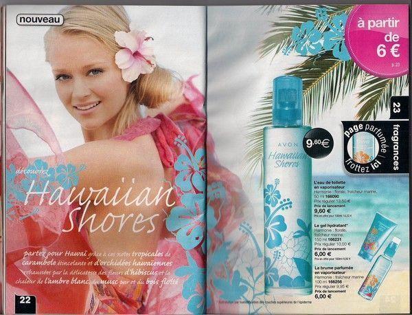 NOUVEAU !!! découvrez hawaiian shores